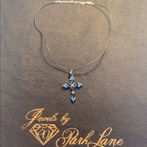 Park Lane Cross Necklace